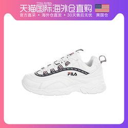 【美国仓直邮】FILA Ray Repeat 斐乐女鞋 复古跑步鞋老爹鞋运动
