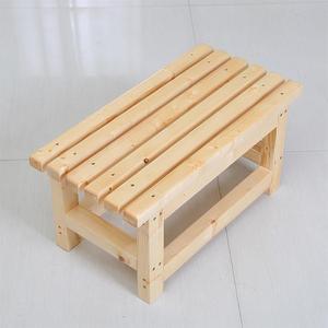 阳台多功能床尾凳个性现代新中式床头凳长登子 长条凳 实木客厅