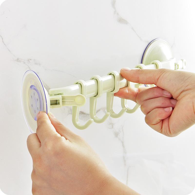 壁挂式洗手间用品大全吸墙上卫生间套件小百货收纳洗澡宾馆家装