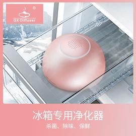 冰箱除味神器小型空气净化器家用除甲醛臭氧发生器消毒机除臭迷你图片