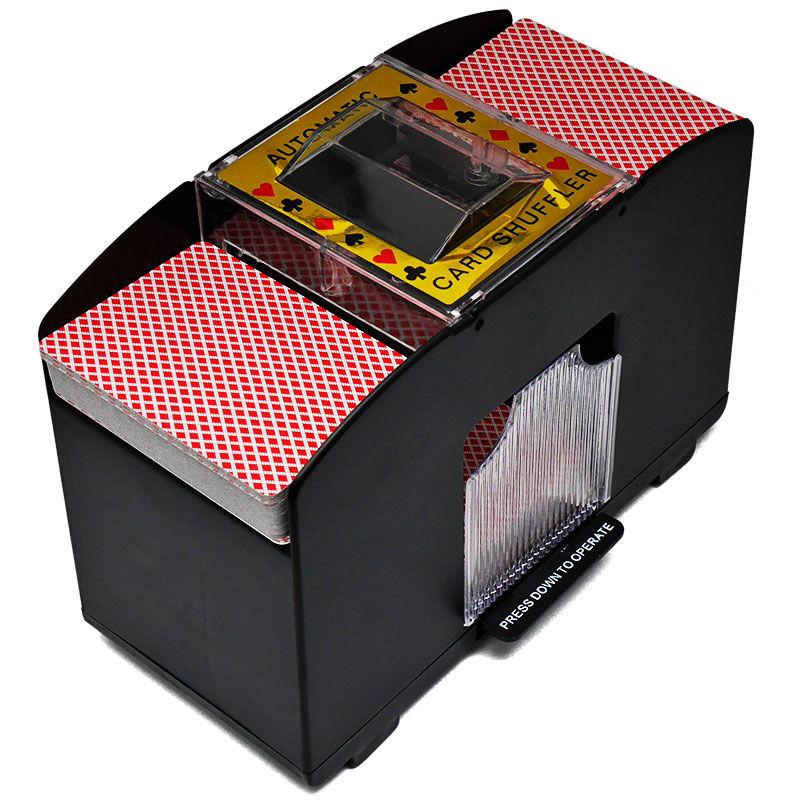 洗牌机 洗牌器 扑克牌自动洗牌机。