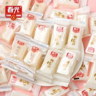 春光椰糯糕椰子糕海南特产椰汁香甜软糯有嚼劲美味休闲零食小吃