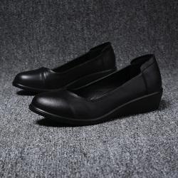 稀缺孤品!超高端外贸原单头层牛皮超柔软休闲皮鞋女透气驾车皮鞋
