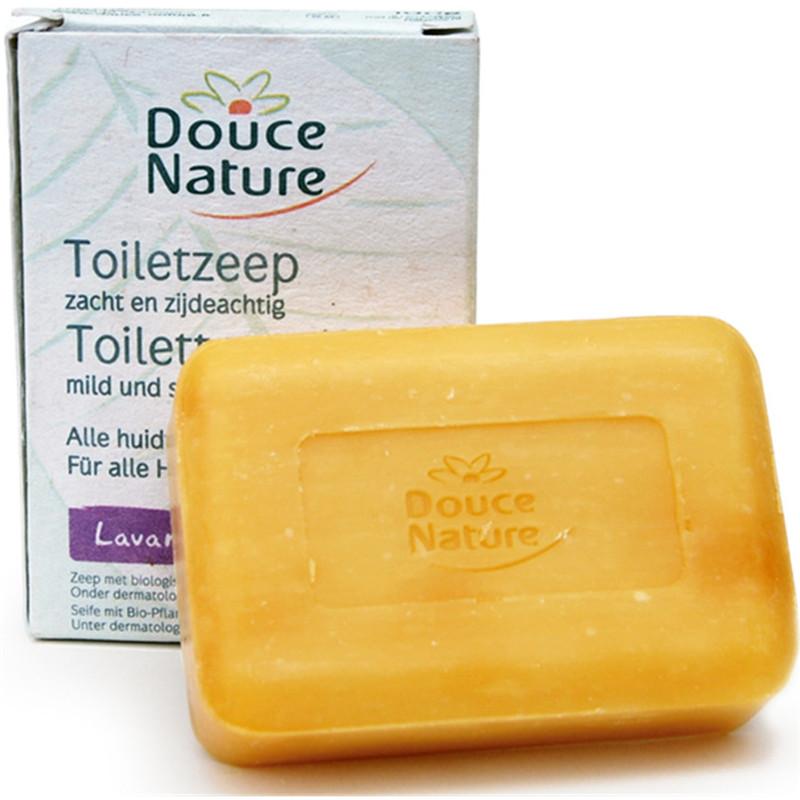 柔舒然精油皂进口男女手工香皂正品美白洗脸背部祛痘除螨虫沐浴皂