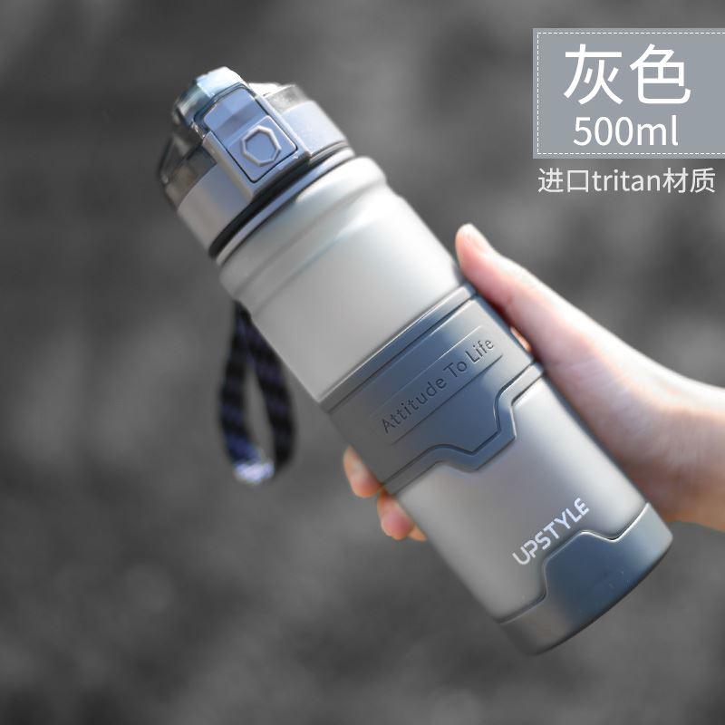 杯塑料杯子大容量运动水瓶男健身约便携水壶防摔水杯1000mlY,可领取元淘宝优惠券