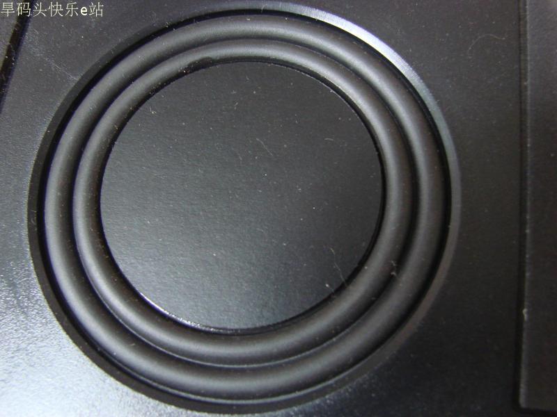 3 дюймовый 6 европа 15W неодима магнитный двойной сложить кожзаменитель край частота динамик небольшой тело продукт тонкий квартира лабиринт динамик бас мощный