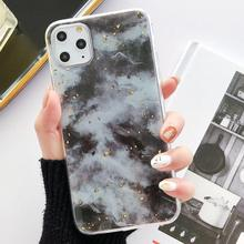 Soft TPU Cases For iPhone 6S 7 8 Plus 11 Pro Max Bling Back
