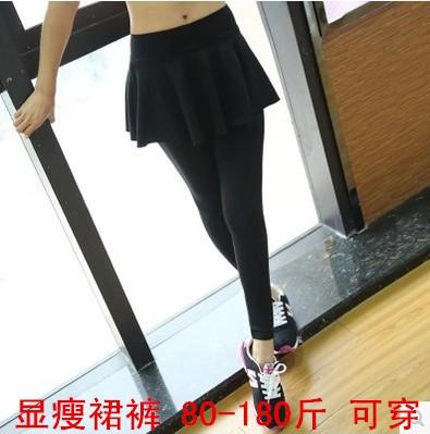 毎日特価の韓国の偽のヨガのズボンの女性のジムのフィットネス服のランニングの運動速度の乾中九分のズボン