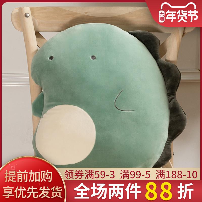 小鸟抱枕被促销商品