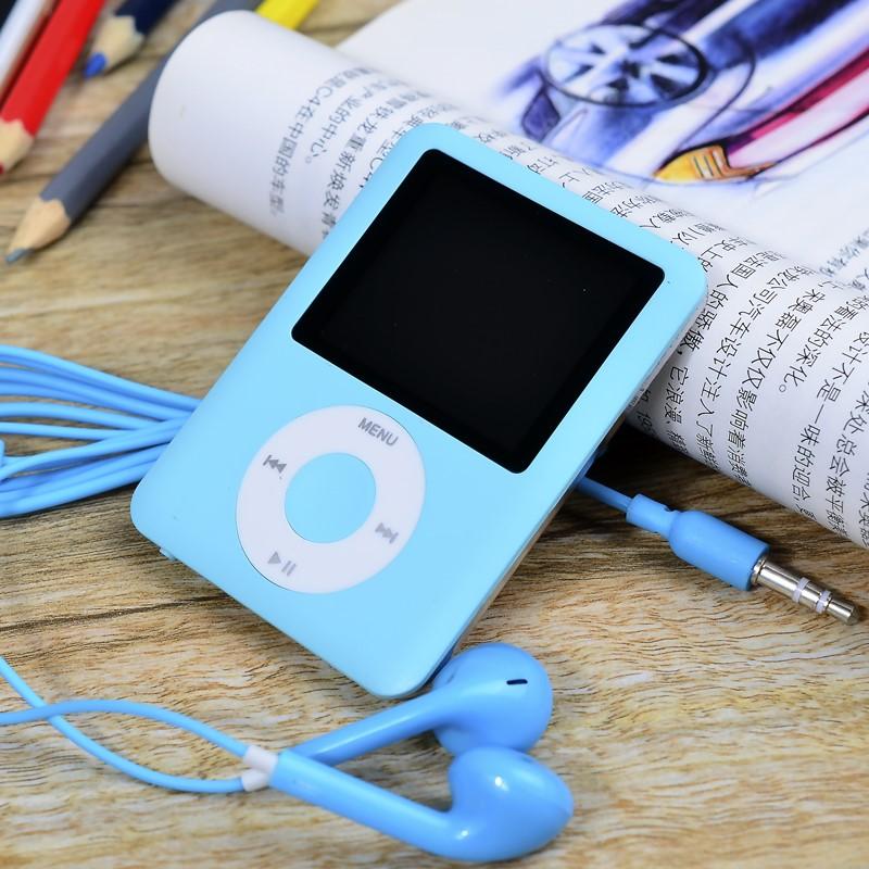 学生mp3有屏播放器随身听mp4可爱迷你便携式小型外放音乐学生英语