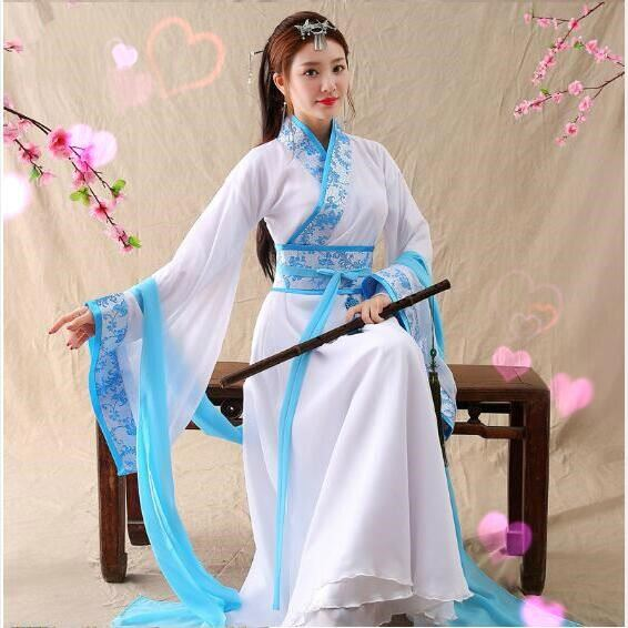Skirt Chinese style Han costume ancient costume female Tang costume classical dancer style female skirt ancient costume female dance costume