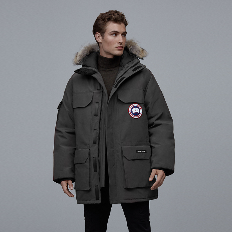 CANADA GOOSE/Canada Goose Expedition Parker Overcoat 4660M