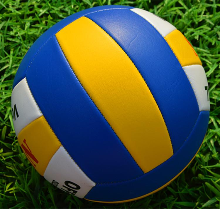 No.5 volleyball inflatable soft middle school entrance examination volleyball adult soft skin competition training volleyball