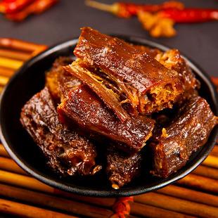 湖南特产安乡杨矮子休闲鸭肉零食熟食小吃 杨矮子酱板鸭脖108g