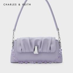 【618尖货】CHARLES&KEITH夏新品CK220671244果然甜腋下迷你包女