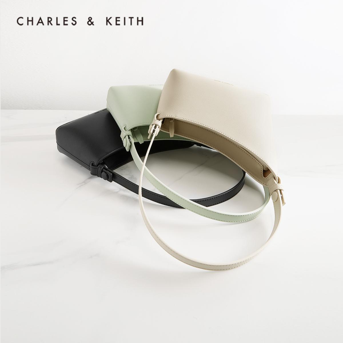 手提单肩包50781526CK2早春新品KEITH2021&CHARLES新年礼物