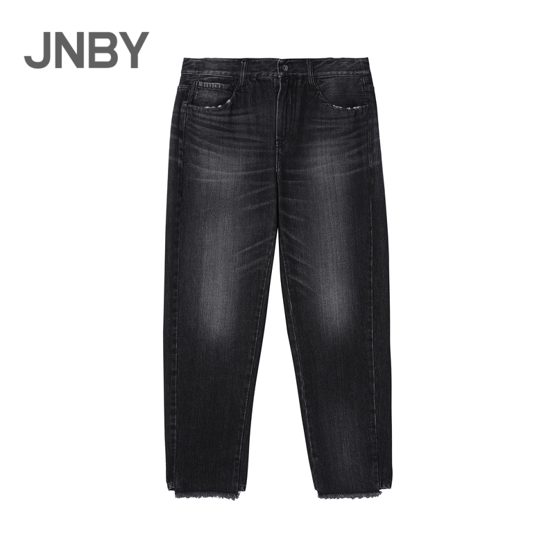 Shopping malls with the same paragraph JNBY/Jiangnan cloth 20 autumn new product jeans cotton comfortable leisure 5K9320780