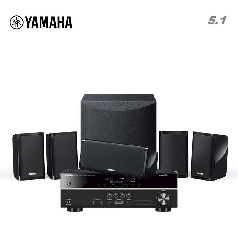家用家庭影院功放音响音箱套装5.1数字P41V283RX雅马哈Yamaha