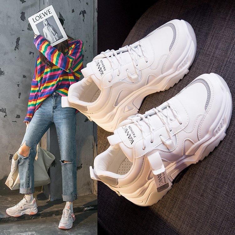 帕耐克丝韩版运动鞋春季新款增女鞋