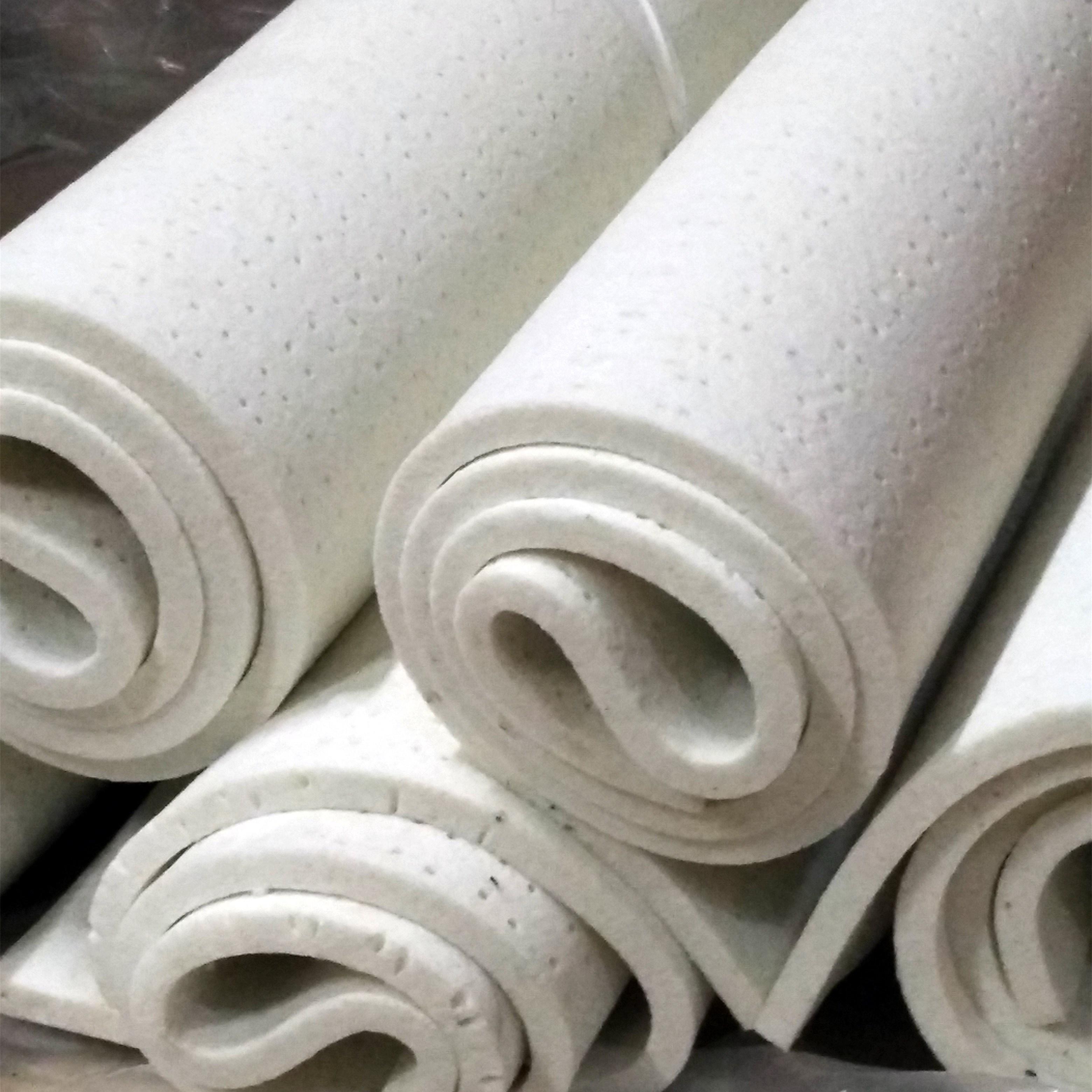 服装厂吸风烫台海绵大烫烫台床有孔海绵垫服装熨衣板垫加厚干洗店