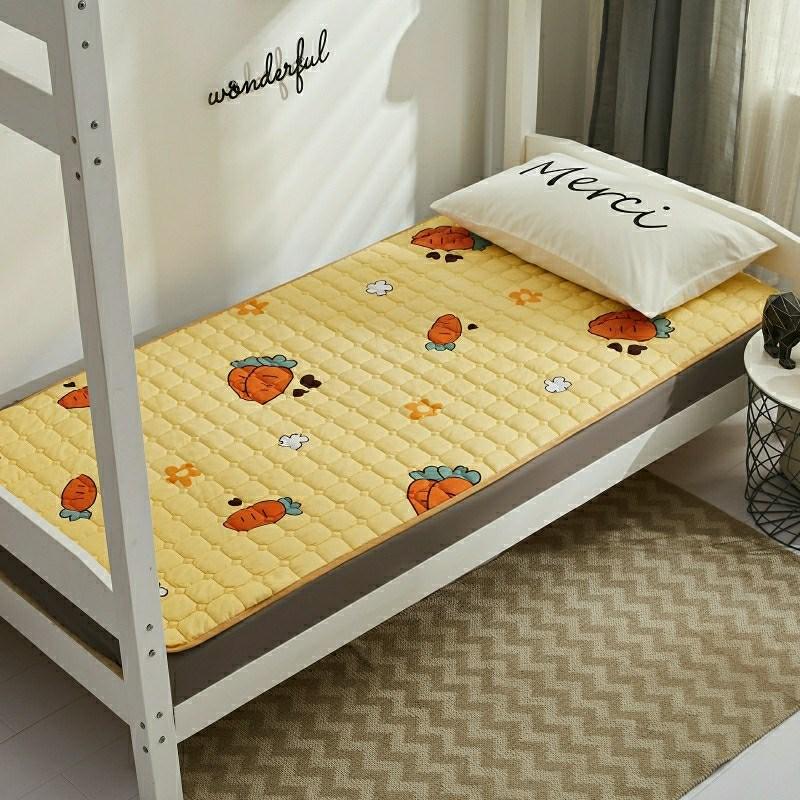 出租房90x190上下床床垫1米5学生宿舍单人薄款夏天床铺垫褥子1米2
