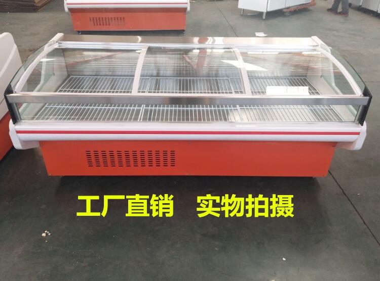 五折促销熟食展示柜冷鲜肉猪羊牛肉海鲜冰柜