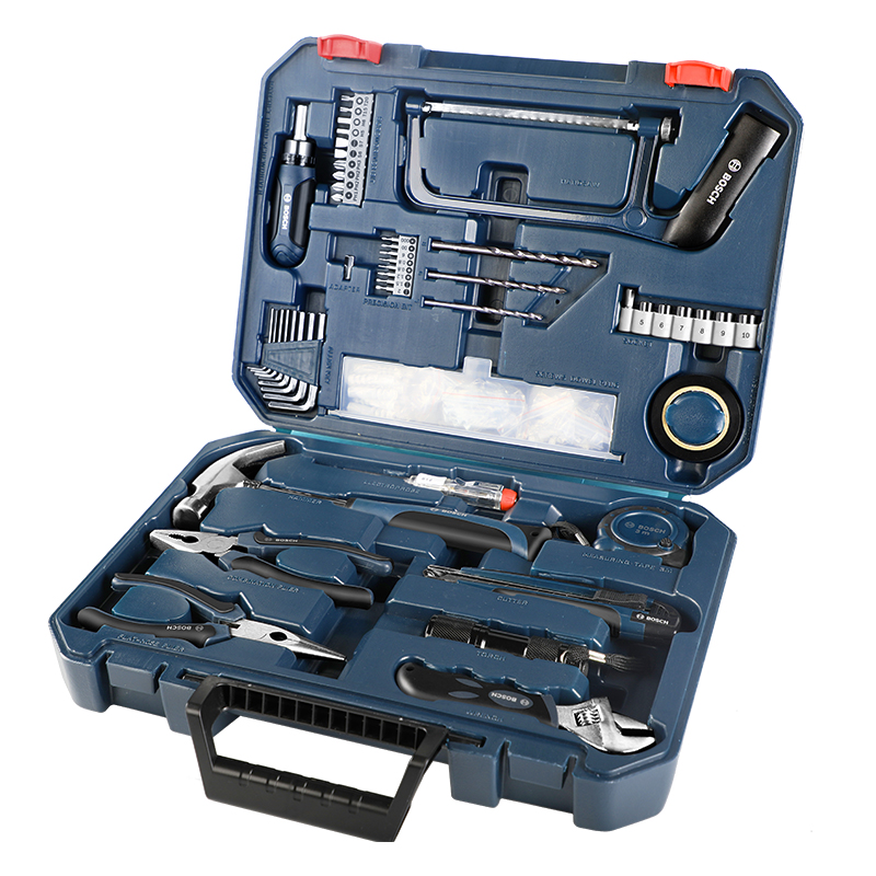 Imported German Bosch household tool set Daquan special hardware toolbox for daily maintenance