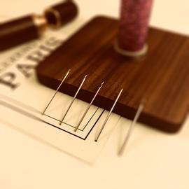 法式刺绣专用钩针头lesage刺绣luneville钩针替针进口针头5种规格