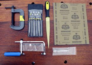 【木簪吧】团购手工入门级 木工工具套装 戒指 簪子 手镯 DIY套餐