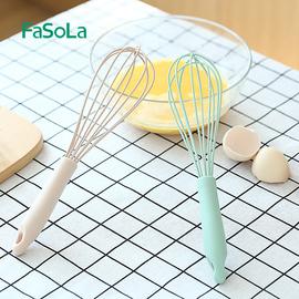 日本打蛋器手动家用厨房烘培迷你小型蛋糕奶油打发器打鸡蛋搅拌器
