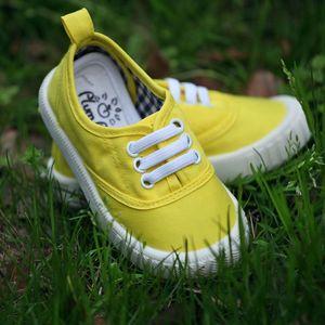 春秋儿童帆布鞋板鞋男童女童鞋子宝宝布鞋单鞋小孩球鞋韩版潮