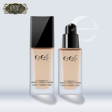 EEF foundation solution, female waterproof, sweat resistant, durable makeup, long lasting oil control, no makeup, moisturizing concealer, BB cream, female authentic product.