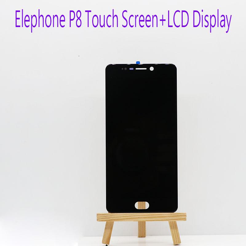 大象elephone p8手机原装tp触摸屏