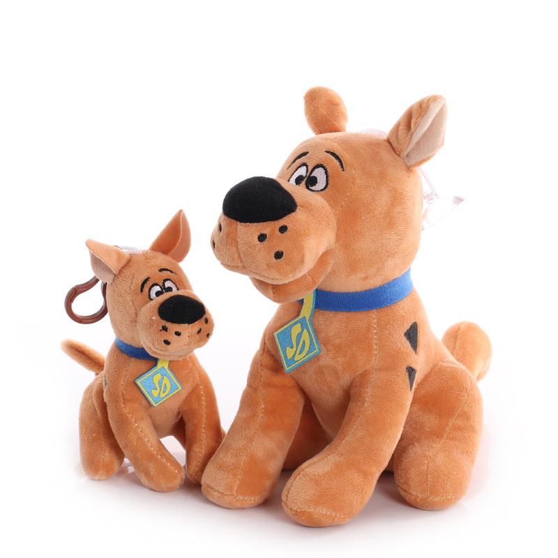 Scooby Doo Plush Dog Toy