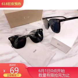 20时尚新款 大D韩版潮方框个性偏光太阳眼镜女男通用 开车钓鱼图片