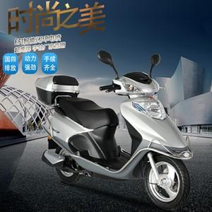 之威牌欢悦国四电喷110cc踏板摩托车燃油车省油整车男女式可上牌