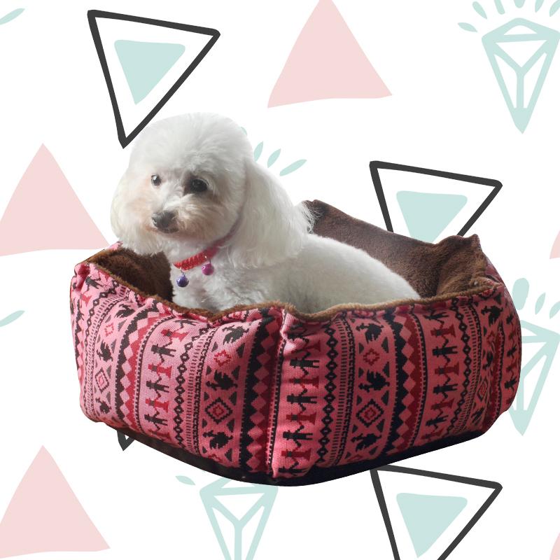 狗窩可拆洗泰迪四季金毛寵物床博美薩摩耶吉娃娃大型犬小狗狗用品