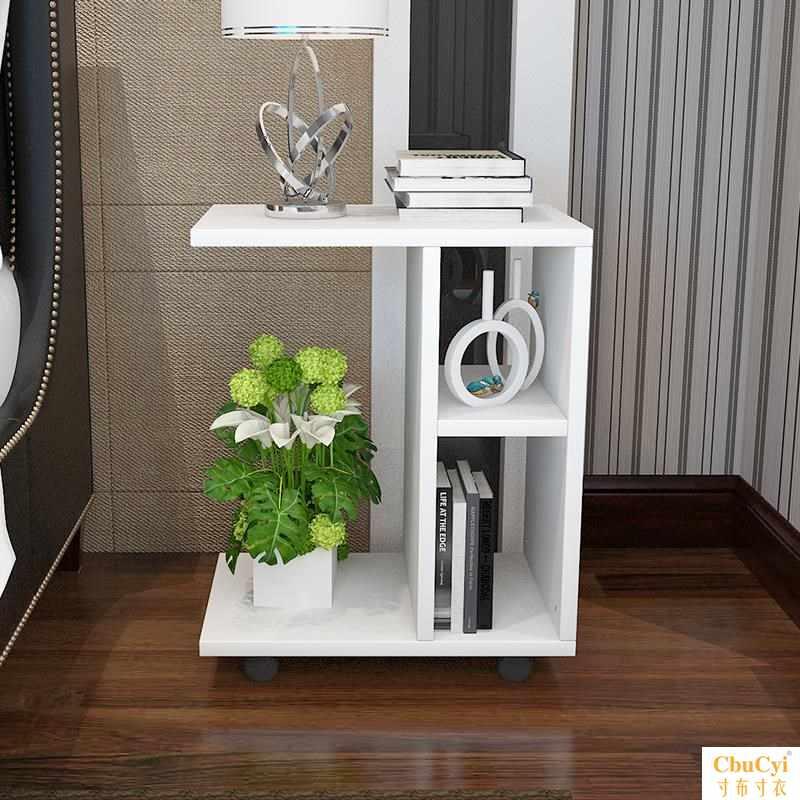 【住宅家具】壹�嗉揖叽匆饧蛟夹』�型茶几可移动客厅功夫茶桌卧室