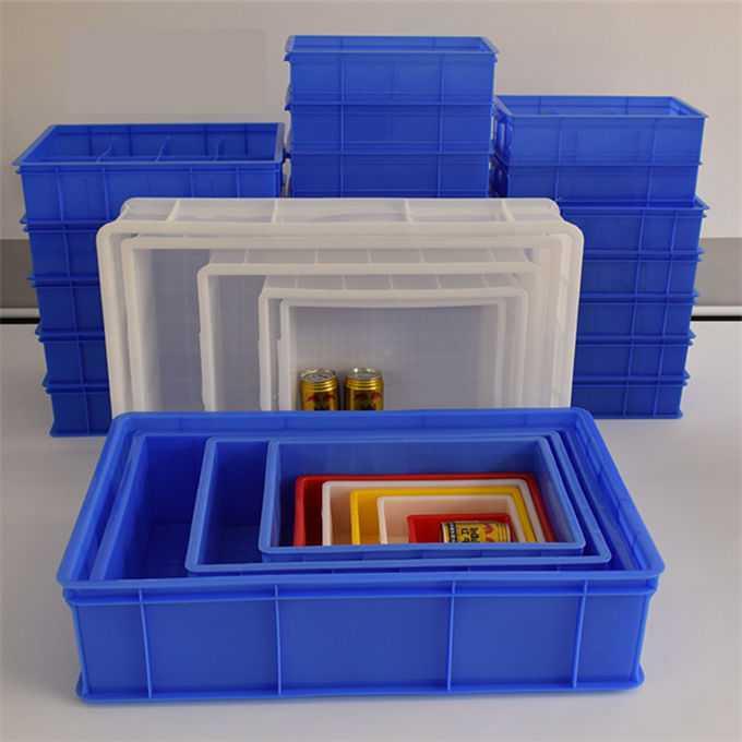 零件盒周转箱塑料物料盒螺丝盒配件箱塑料盒五金工具盒长方形加厚