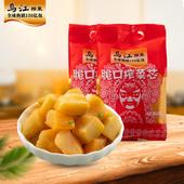 乌江脆口榨菜22g*30袋量贩装 涪陵榨菜萝卜丁下饭佐餐菜开味咸菜