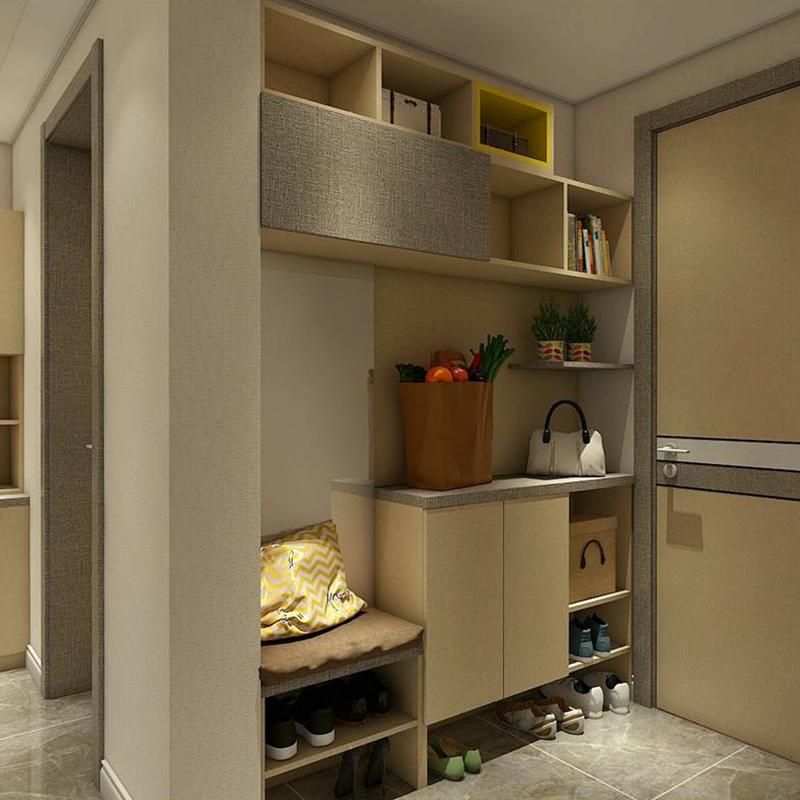 欧派衣柜定制整体家居现代衣帽间订做官方全屋家居卧室定做家具