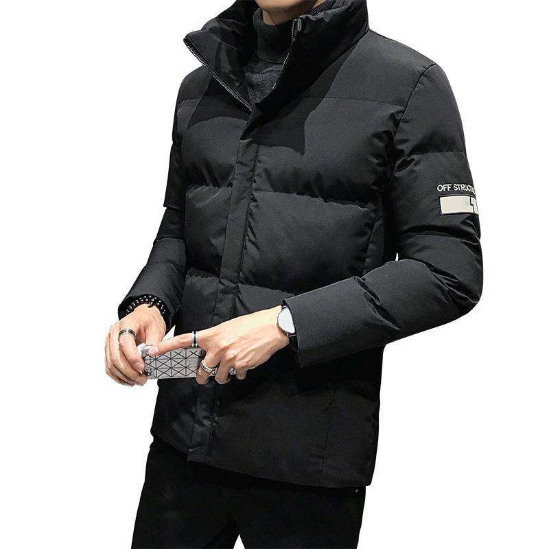 棉衣男士外套2020冬季新款加厚短款棉衣