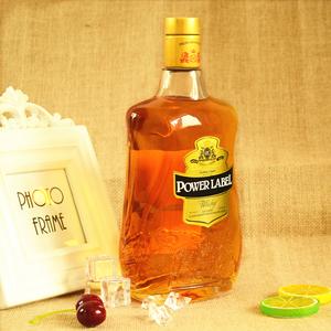 威士忌洋酒大瓶2斤装特价洋酒出口型KTV酒基酒烈酒Whiskey洋酒