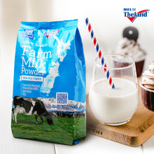 New Zealand Imported New Zealand Adult Milk Powder 1KG Bag of High Calcium Students'Milk Powder for Adult Defatted Breakfast