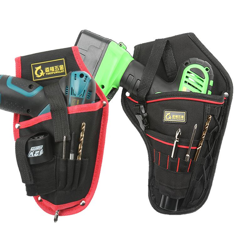 背包工作腰包零件家电维修多功能工具包贴身工腰挂新款大