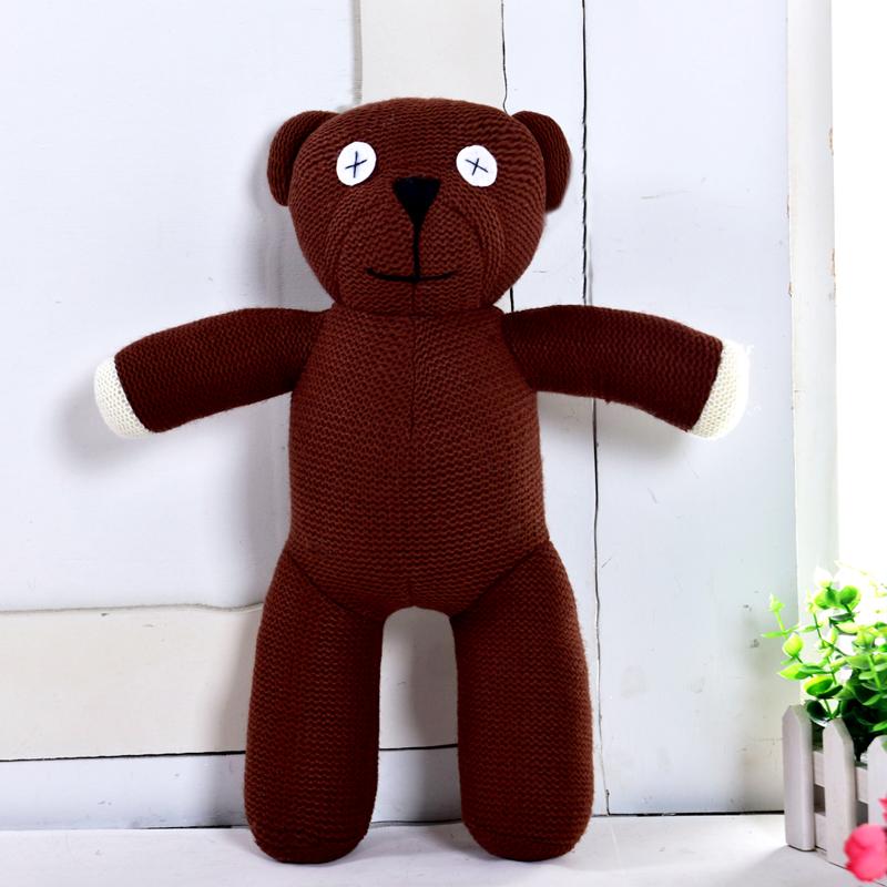 憨豆先生泰迪熊可爱熊娃娃毛绒玩具10-21新券