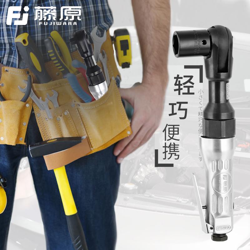 重型气动棘轮扳手大扭力强力1/2寸3/8寸l直角小风炮修理工具