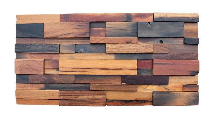 老船木旧船木古船木马赛克建材家装主材新品促销电视背景墙背影墙