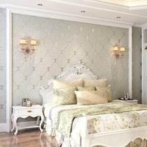背景墙书房5.3卧室壁纸有图案婚房家装主材碧纸墙纸客厅无纺布