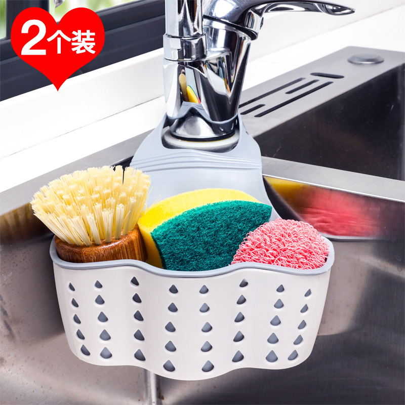 Household kitchenware, all kinds of sinks, water baskets, faucets, storage racks, household small department stores
